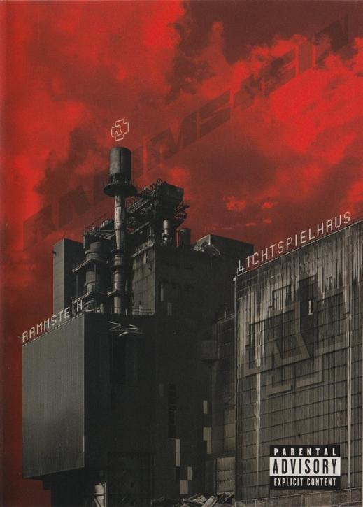 RAMMSTEIN Lichtspielhaus DVD 2003