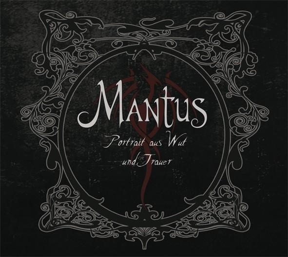 MANTUS Portrait Aus Wut und Trauer+Grenzland 2CD Digipack 2014 LTD.3000