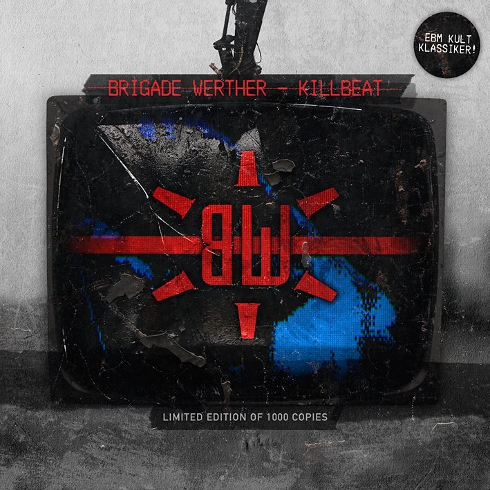 BRIGADE WERTHER Killbeat CD 2012 LTD.1000 PART 27