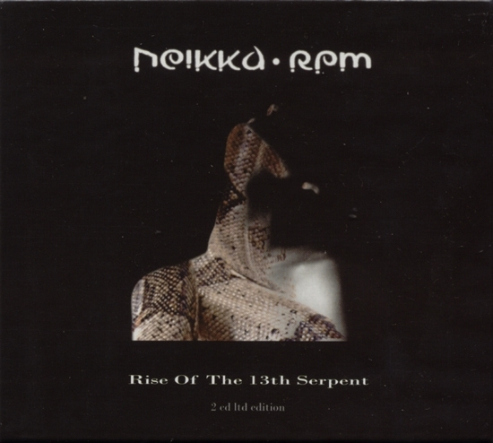 NEIKKA RPM Rise Of The 13th Serpent LIMITED 2CD BOX 2006