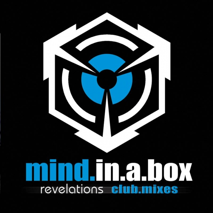 MIND.IN.A.BOX Revelations Club.Mixes (US Edition) CD 2012
