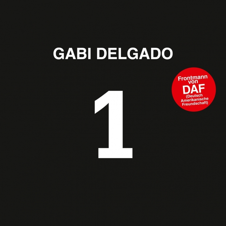 GABI DELGADO [D.A.F.] 1 2LP VINYL 2014