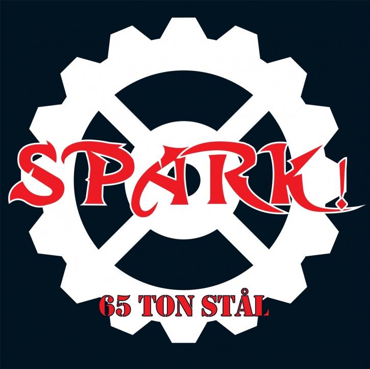 SPARK! 65 Ton Stal/10 Years Anniversary Edition LP VINYL 2014 LTD.300