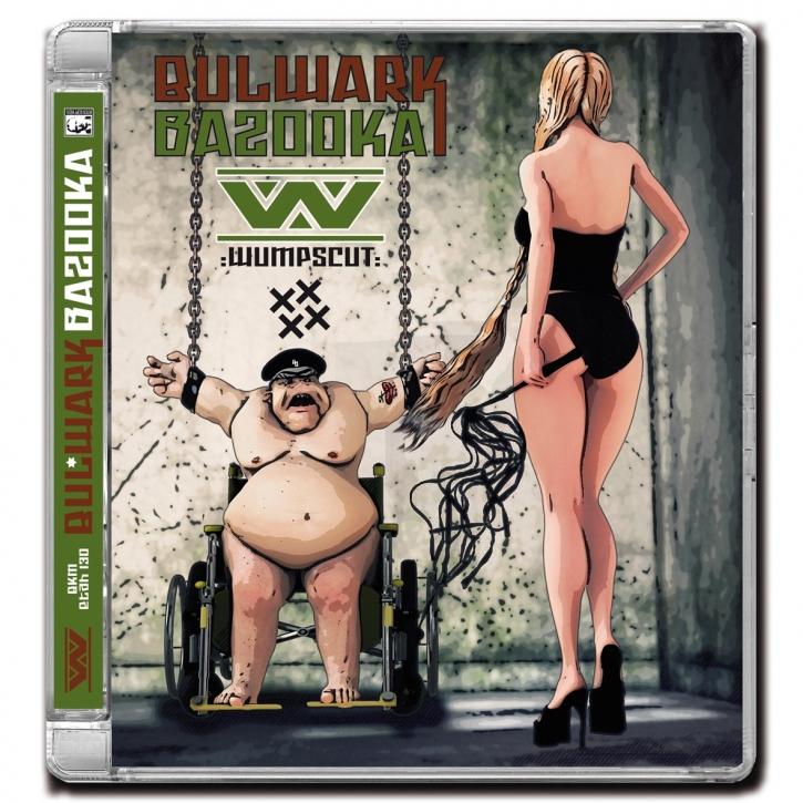 WUMPSCUT Bulwark Bazooka CD 2014