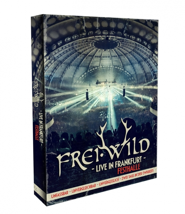 FREI.WILD Live In Frankfurt 2CD+2DVD 2014