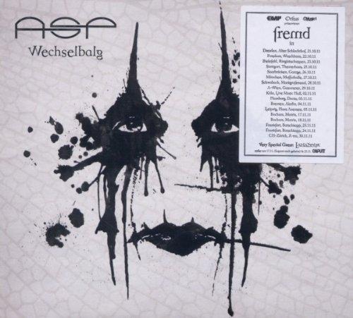ASP Wechselbalg CD Digipack 2011