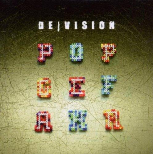 DE/VISION POPGEFAHR 2LP VINYL 2014