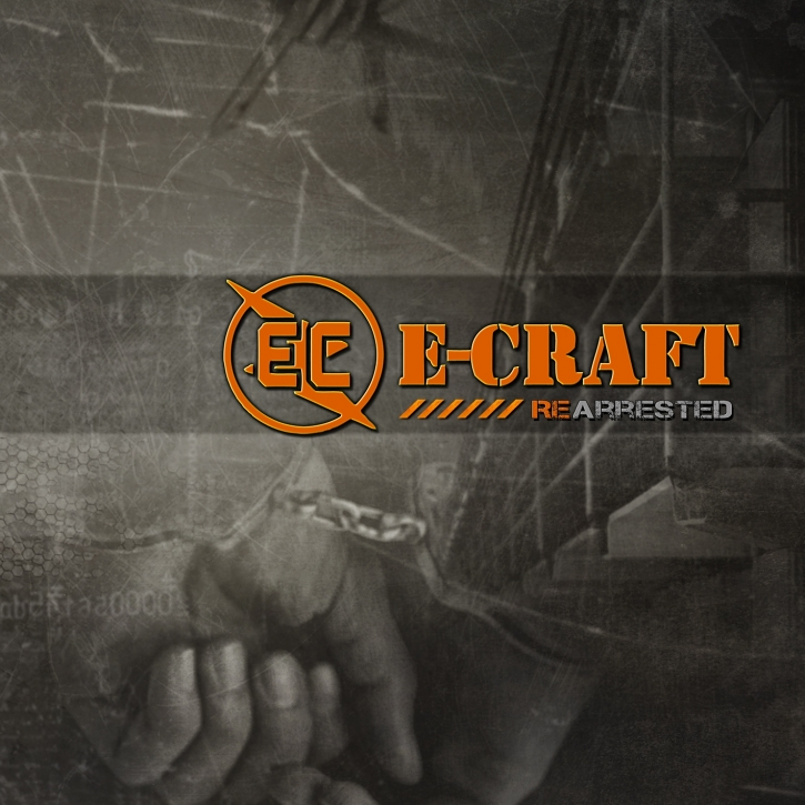 E-CRAFT Re-Arrested 2CD 2014
