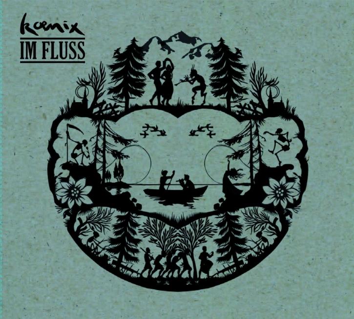 KOENIX Im Fluss CD Digipack 2014