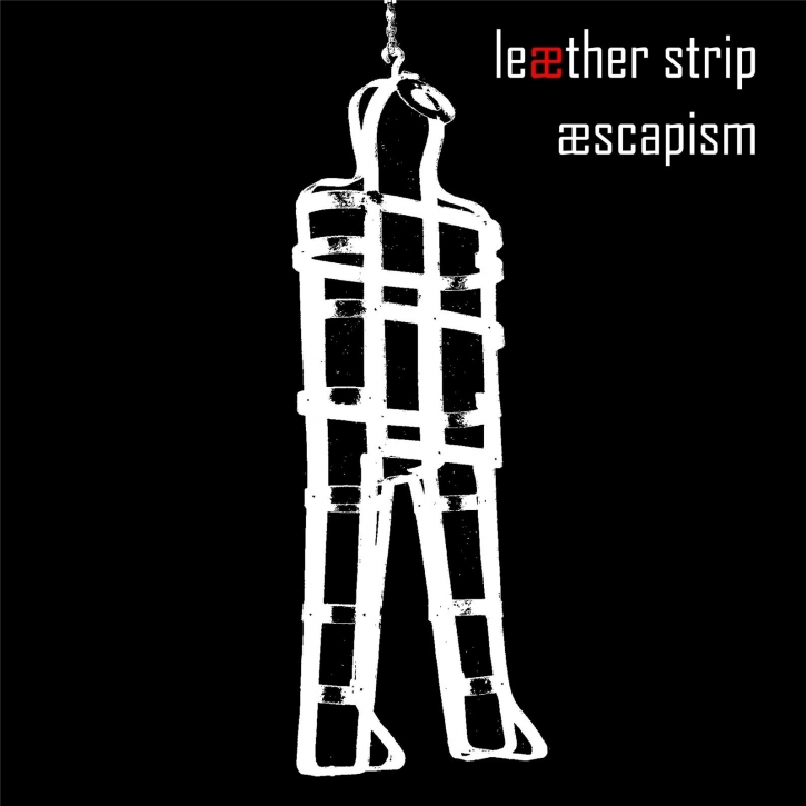 LEAETHER STRIP Aescapism 2.0 CD 2014 LTD.500