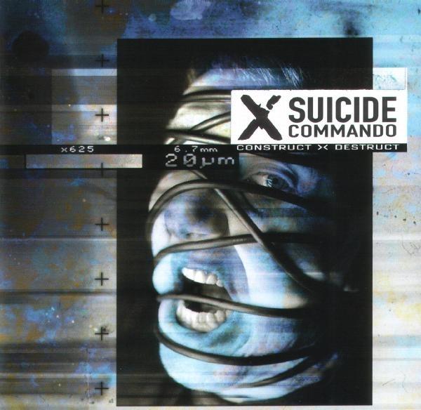 SUICIDE COMMANDO Construct >< Destruct CD 2002