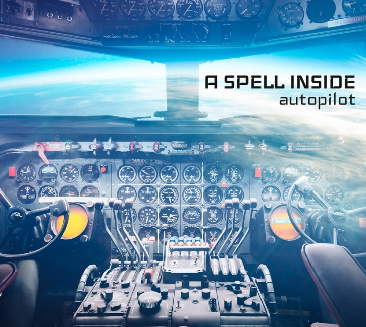 A SPELL INSIDE Autopilot CD 2014