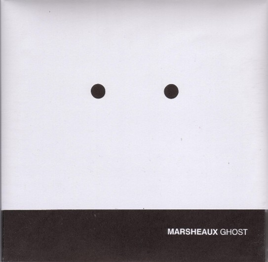 "MARSHEAUX Ghost 7"" VINYL 2008 LTD.1000"