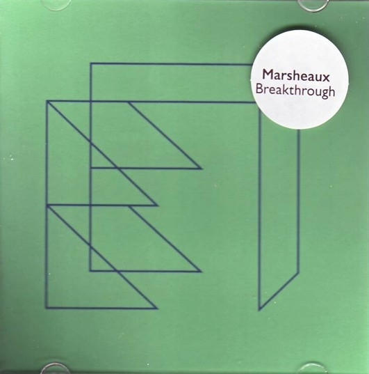 MARSHEAUX Breakthrough CD 2009 LTD.300
