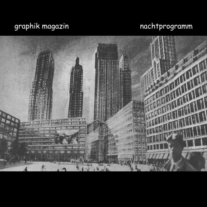 GRAPHIK MAGAZIN Nachtprogramm CD 2002
