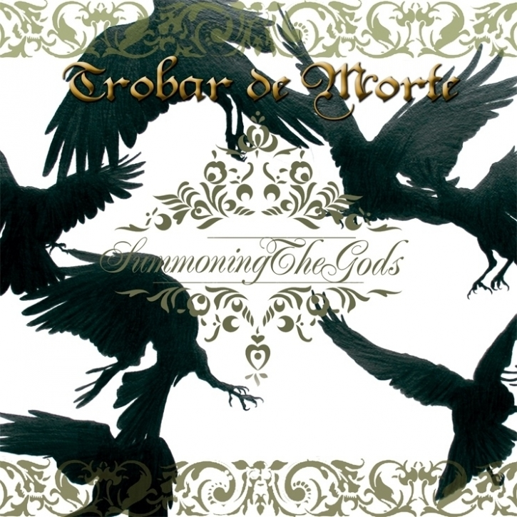 "TROBAR DE MORTE Summoning the Gods 7"" VINYL 2014 LTD.500"