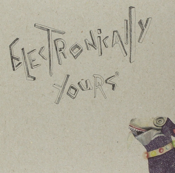 Electronically Yours Vol.1 2CD 2009 PARRALOX Client MARSHEAUX