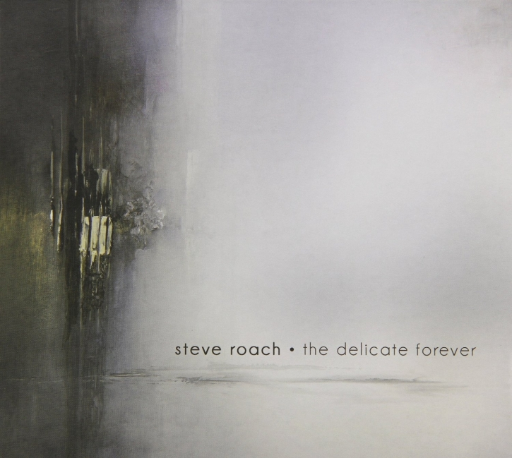 STEVE ROACH The Delicate Forever CD Digipack 2014