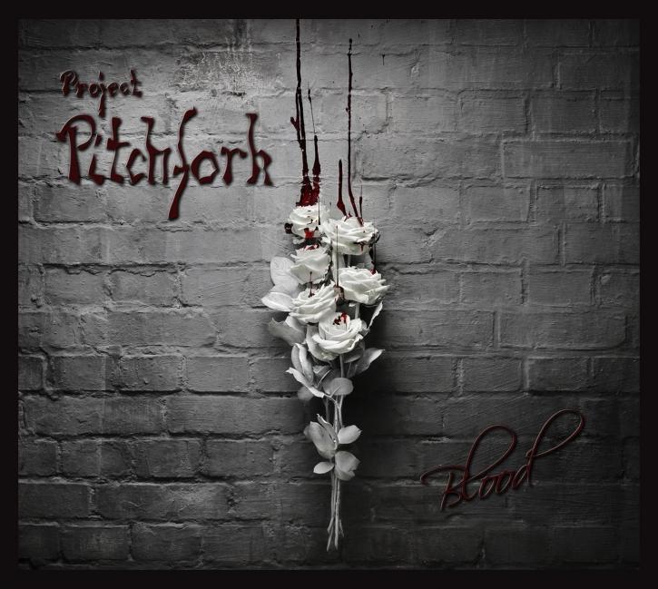 PROJECT PITCHFORK Blood CD Digipack 2014