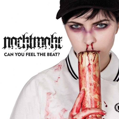NACHTMAHR Can You Feel The Beat? CD Digipack 2011