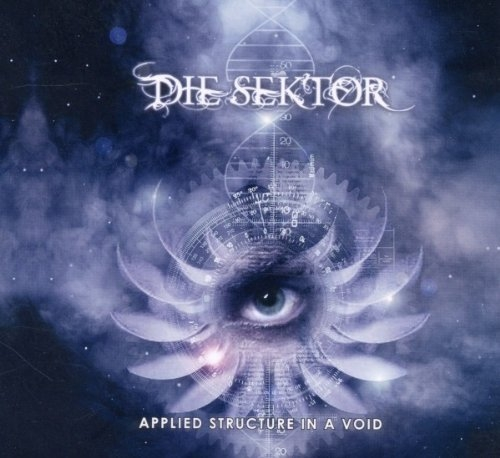 DIE SEKTOR Applied Structure in a Void CD Digipack 2011
