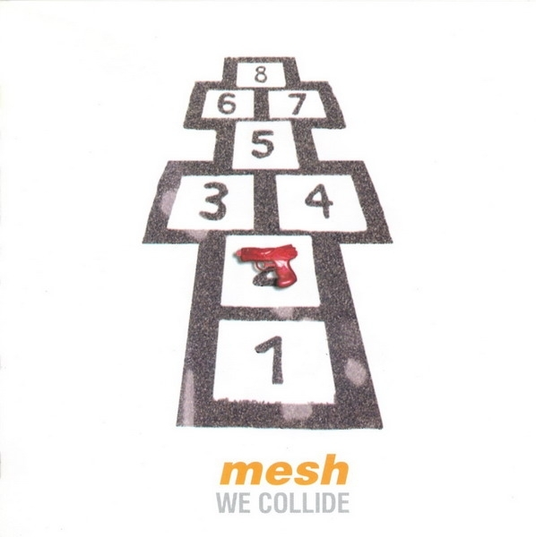Only one free item can be redeemed per order! MESH We Collide CD Digipack 2006