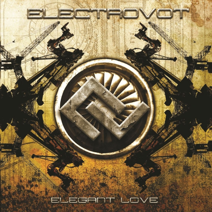 ELECTROVOT Elegant Love CD 2014