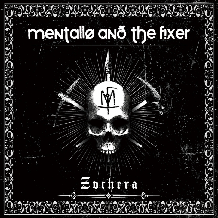 MENTALLO & THE FIXER Zothera LIMITED 3CD BOX 2014