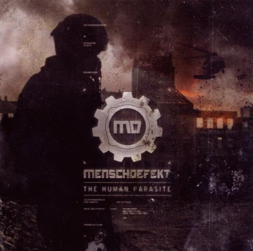 MENSCHDEFEKT The Human Parasite CD 2010