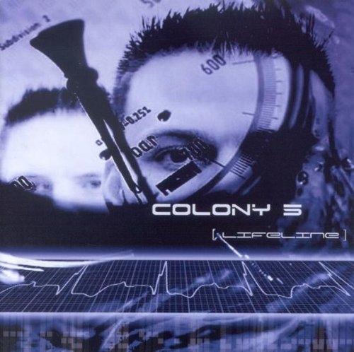 COLONY 5 Lifeline CD 2002 (Memento Materia)