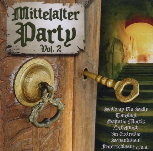 MITTELALTER PARTY VOL.2 II CD Tanzwut IN EXTREMO Omnia