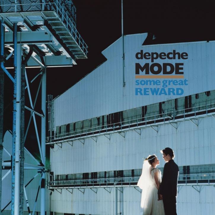 DEPECHE MODE Some Great Reward CD+DVD Digipack 2006 (Mute Records)