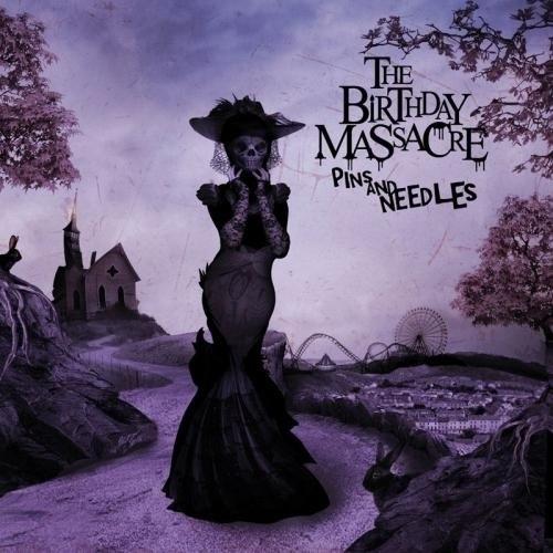 THE BIRTHDAY MASSACRE Pins And Needles (US Edition) CD 2010