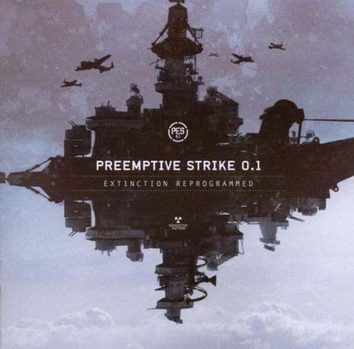 PREEMPTIVE STRIKE 0.1 Extinction Reprogrammed CD 2008