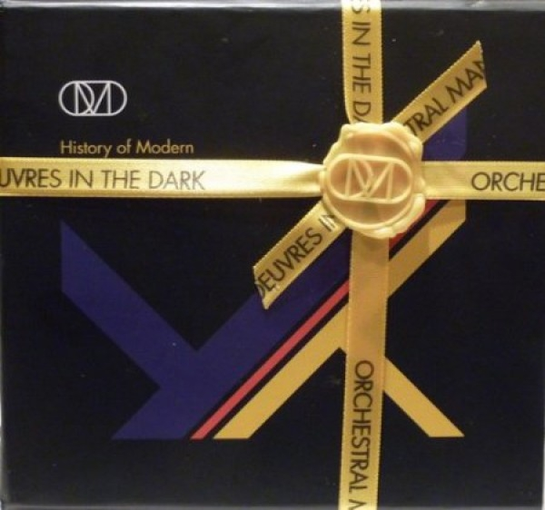 OMD History of Modern [+ If you want it] 2CD+DVD BOX 2010