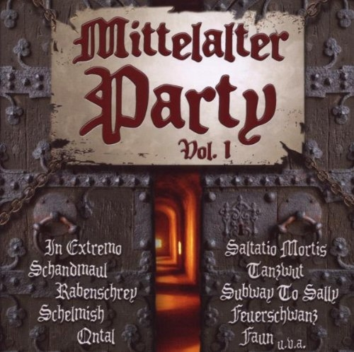MITTELALTER PARTY VOL.1 I CD Faun IN EXTREMO Schandmaul