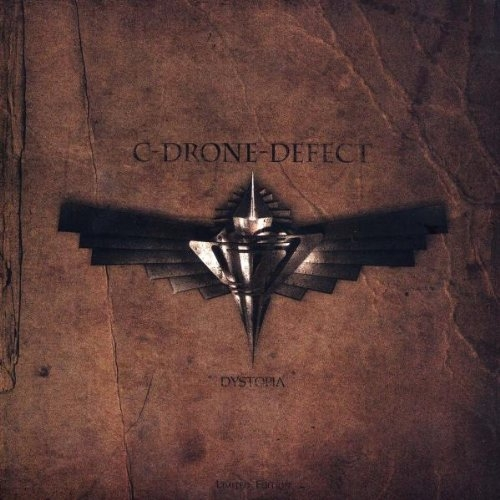 C-DRONE-DEFECT Dystopia LIMITED 2CD Digipack 2009
