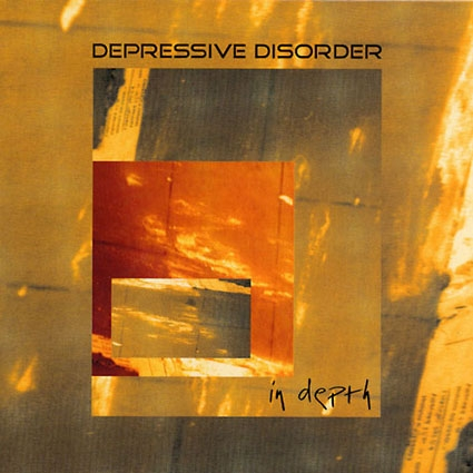 DEPRESSIVE DISORDER in depth CD Digipack 2006 LTD.500