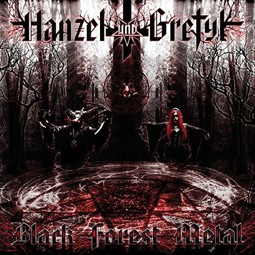 HANZEL UND GRETYL Black Forest Metal LIMITED LP VINYL 2014