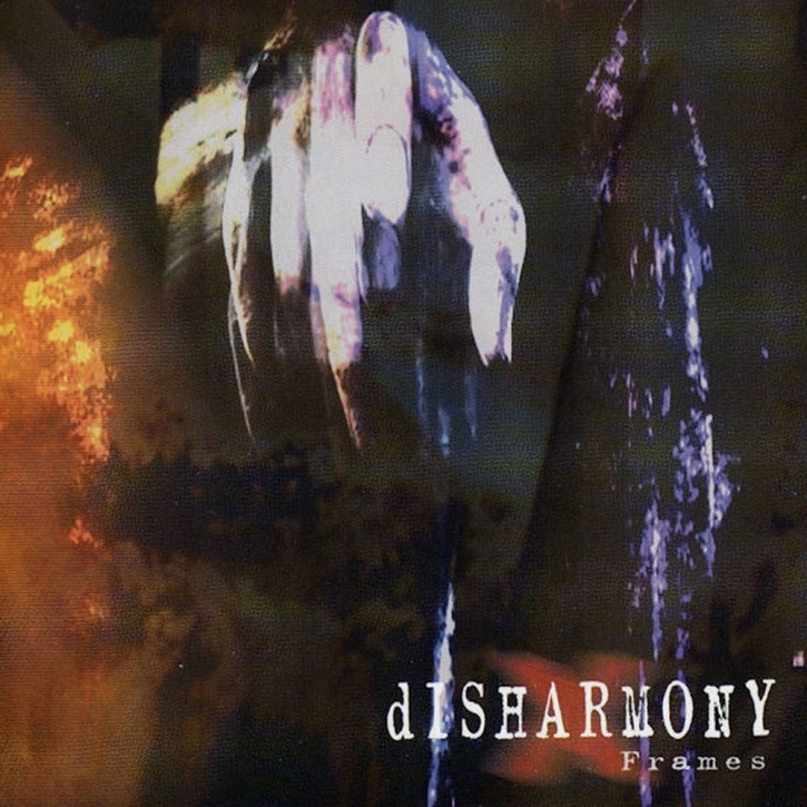 DISHARMONY Xframes CD 2006 LTD.550