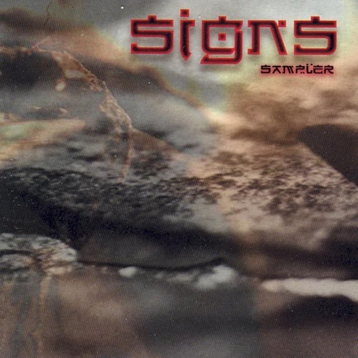 SIGNS CD 2005 LTD.550 Depressive Disorder FLINT GLASS Disharmony