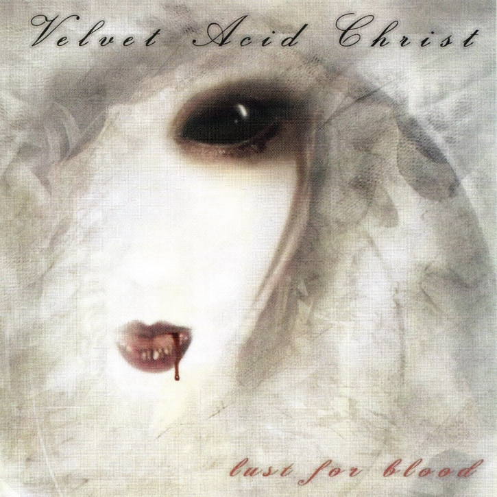 VELVET ACID CHRIST Lust For Blood CD 2006