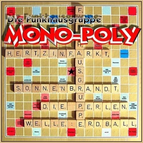 DIE FUNKHAUSGRUPPE Mono-Poly CD 2011 (WELLE ERDBALL)