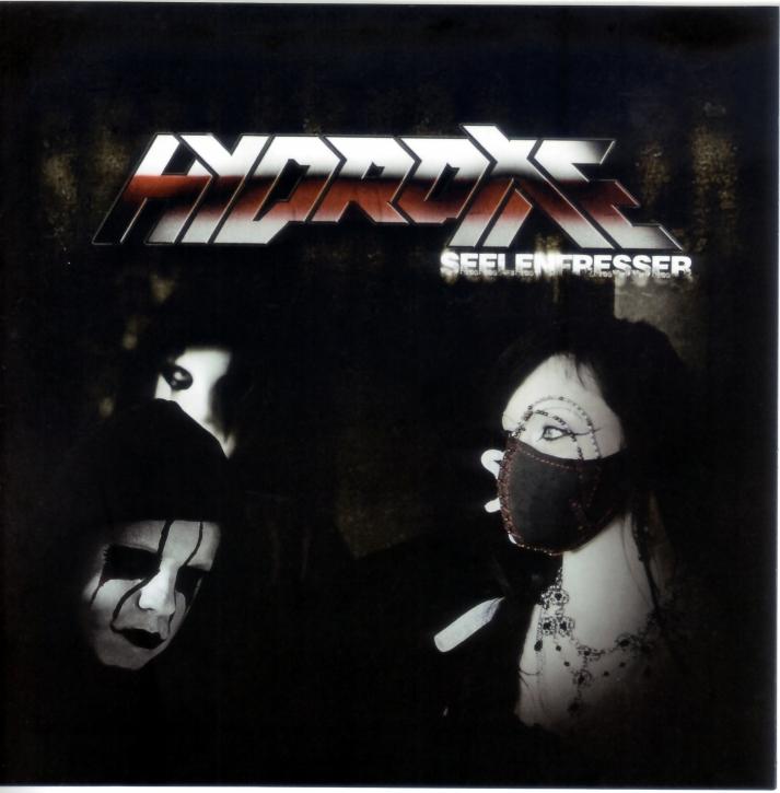 HYDROXIE Seelenfresser CD 2014 WYNARDTAGE
