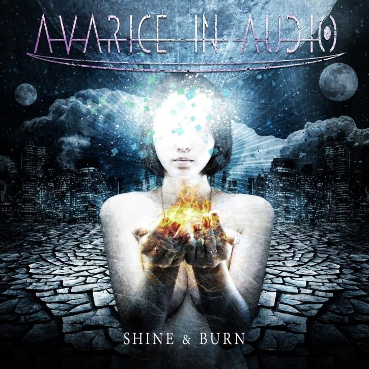 AVARICE IN AUDIO Shine & Burn CD 2014