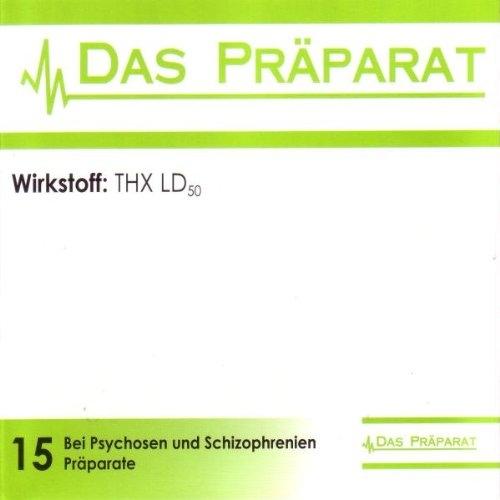 DAS PRÄPARAT THX LD 50 LIMITED CD Digipack 2007