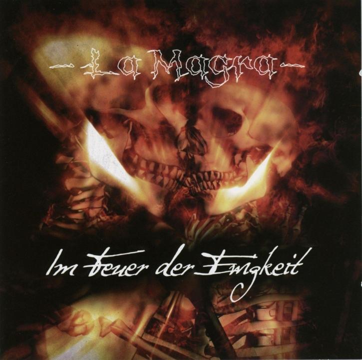 LA MAGRA Im Feuer der Ewigkeit LIMITED 2CD 2013
