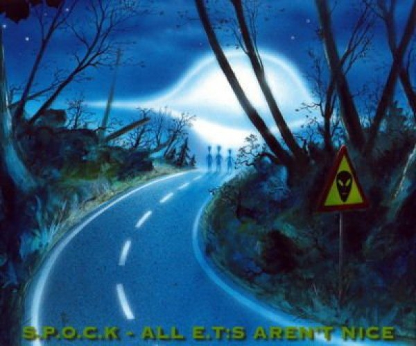 S.P.O.C.K All E.T:s Aren't Nice MCD 1995 SPOCK