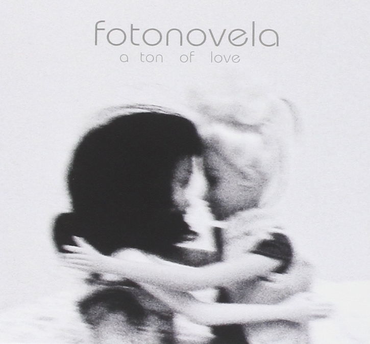 FOTONOVELA A Ton of Love CD Digipack 2014