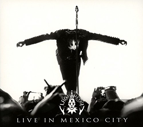 LACRIMOSA Live in Mexico City 2CD Digipack 2014